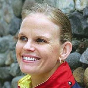 Swimmer Claudia Poll - age: 48