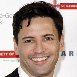 TV Actor Sean Palmer - age: 47