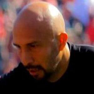 Soccer Player Oscar Perez - age: 47