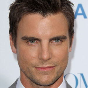 TV Actor Colin Egglesfield - age: 47