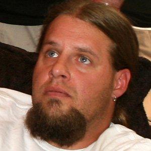 Bassist Chris Fehn - age: 44