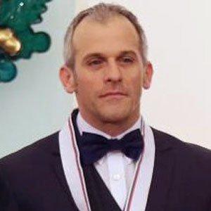 Gymnast Yordan Yovchev - age: 47