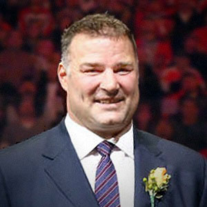 Hockey player Eric Lindros - age: 48