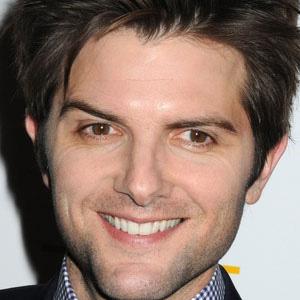 TV Actor Adam Scott - age: 48