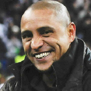 Soccer Player Roberto Carlos - age: 48