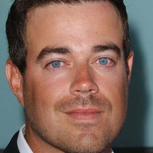 TV Show Host Carson Daly - age: 47