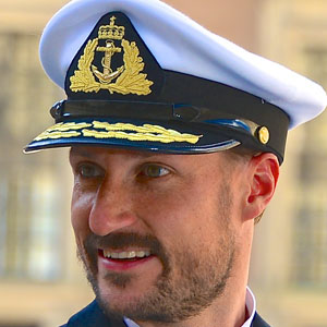 Royalty Haakon Crown Prince of Norway - age: 47