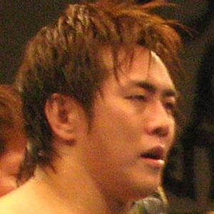 Wrestler Wataru Inoue - age: 47
