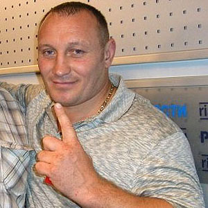 MMA Fighter Igor Vovchanchyn - age: 47