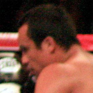Boxer Juan Manuel Marquez - age: 43
