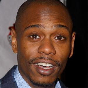 Comedian Dave Chappelle - age: 43