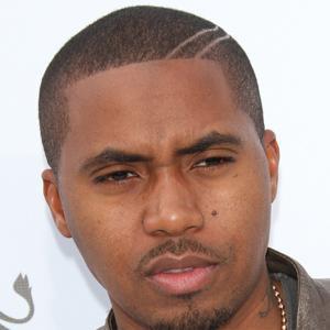 Rapper Nas - age: 48