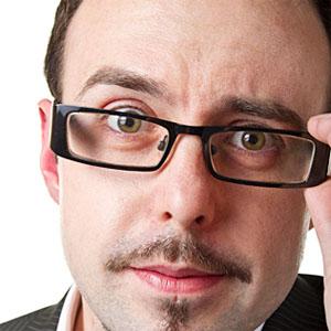 Magician Paul Brook - age: 43