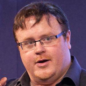 Children's Author Derek Landy - age: 43
