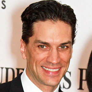 Stage Actor Will Swenson - age: 43