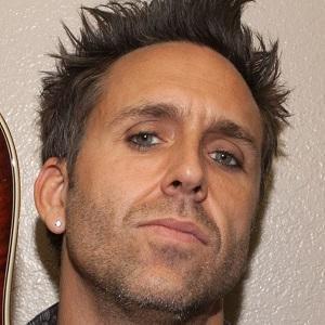 Guitarist Wesley Geer - age: 43