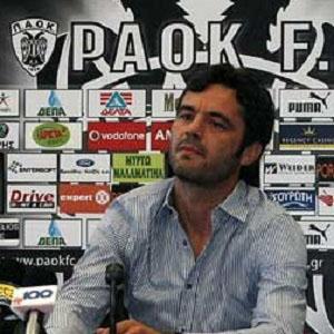 Soccer Player Zisis Vryzas - age: 43