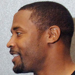 Football player Mike Minter - age: 47