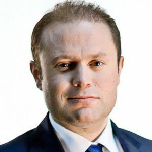 World Leader Joseph Muscat - age: 46