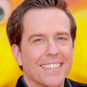 Movie Actor Ed Helms - age: 46