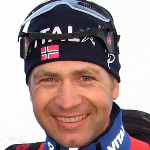Skier Ole Einar Bjorndalen - age: 46