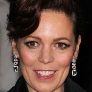 TV Actress Olivia Colman - age: 46