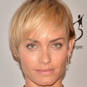 Movie actress Amber Valletta - age: 46