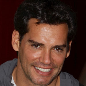 TV Actor Cristian Delafuente - age: 46