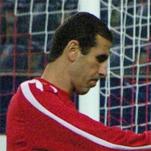 Soccer Player Walid Badir - age: 46