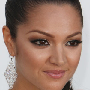 Movie actress Paula Garces - age: 46
