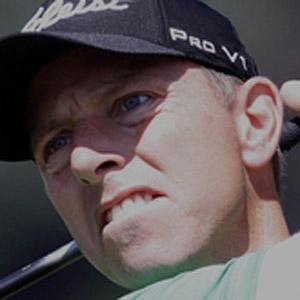 Golfer Soren Hansen - age: 46