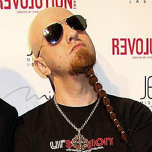 Bassist Shavo Odadjian - age: 46