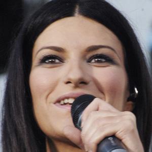 Pop Singer Laura Pausini - age: 46