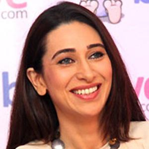 Movie actress Karisma Kapoor - age: 46