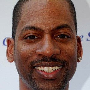 Comedian Tony Rock - age: 42