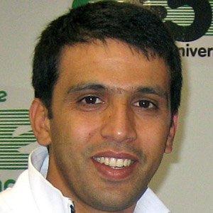 Runner Hicham El Guerrouj - age: 46
