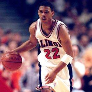 Basketball Player Kiwane Garris - age: 46