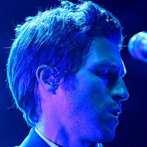 Guitarist Daniel Kessler - age: 46