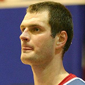 Basketball Player Martin Muursepp - age: 46