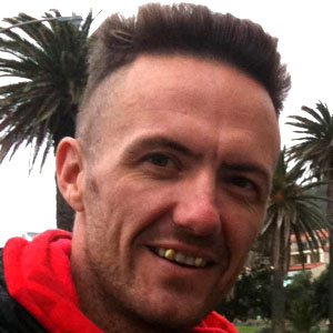 Rapper Watkin Tudor Jones - age: 46