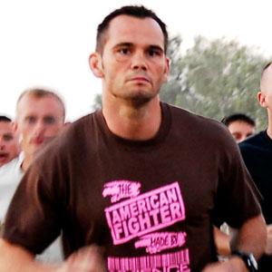 MMA Fighter Rich Franklin - age: 46