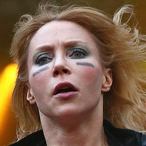 Metal Singer Angela Gossow - age: 46