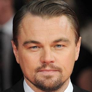 Movie Actor Leonardo DiCaprio - age: 43