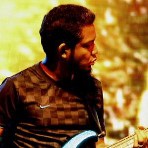 Rock Singer Nathan Azarcon - age: 45