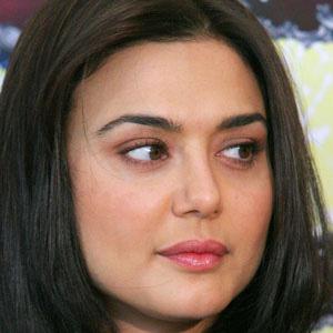 Movie actress Preity Zinta - age: 45
