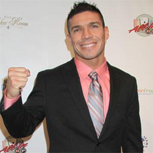 Boxer Sergio Martinez - age: 43
