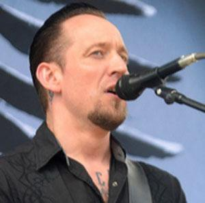 Metal Singer Michael Poulsen - age: 45