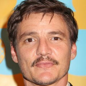 TV Actor Pedro Pascal - age: 45