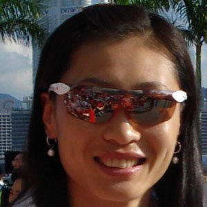 badminton player Zhang Ning - age: 45