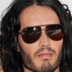 Movie Actor Russell Brand - age: 45